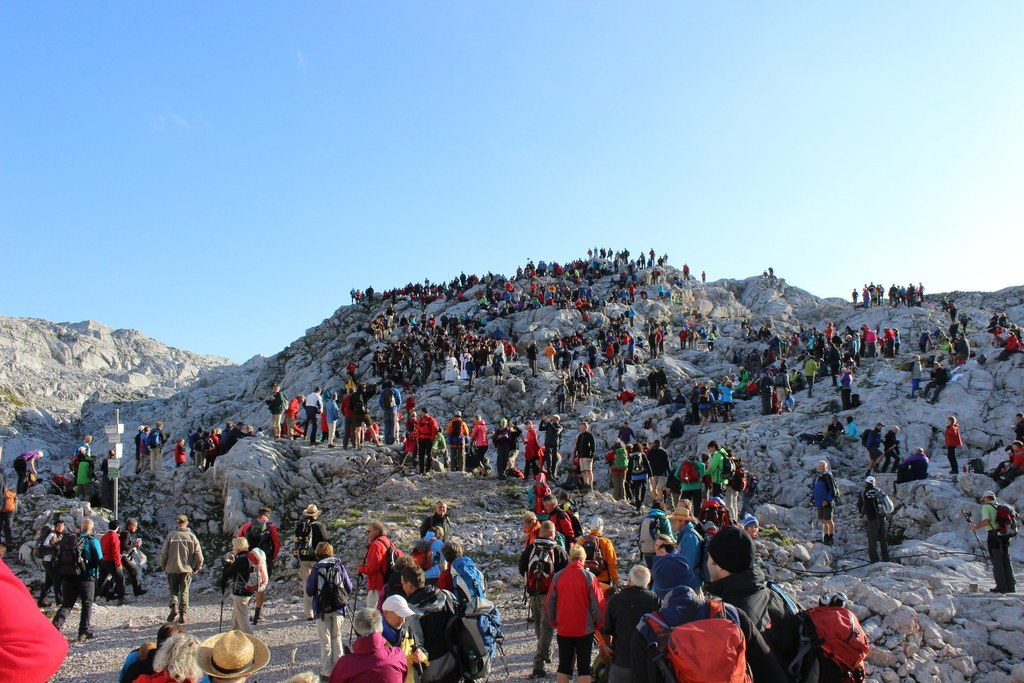 Am 26. August werden wieder zahlreiche Pilger bei der Almer Wallfahrt über das S..