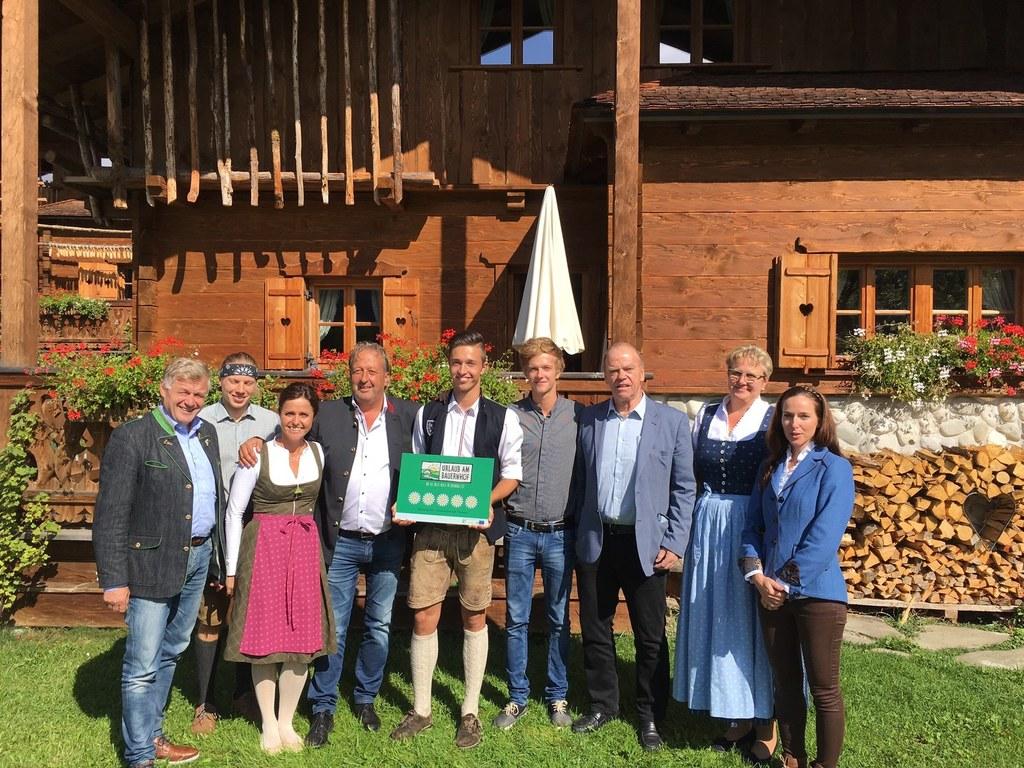 Das Pronebengut in Mühlbach am Hochkönig gehört zu den ersten fünf Bauernhöfen ö..
