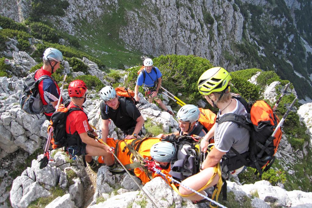 Die Salzburger Bergrettung gibt Tipps zum richtigen Verhalten auf dem Berg.