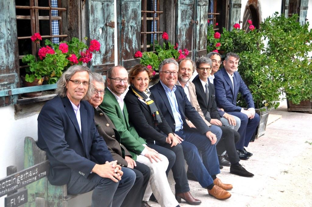 Treffen der Salzburger Museumsdirektorinnen und Museumsdirektoren im Salzburger ..