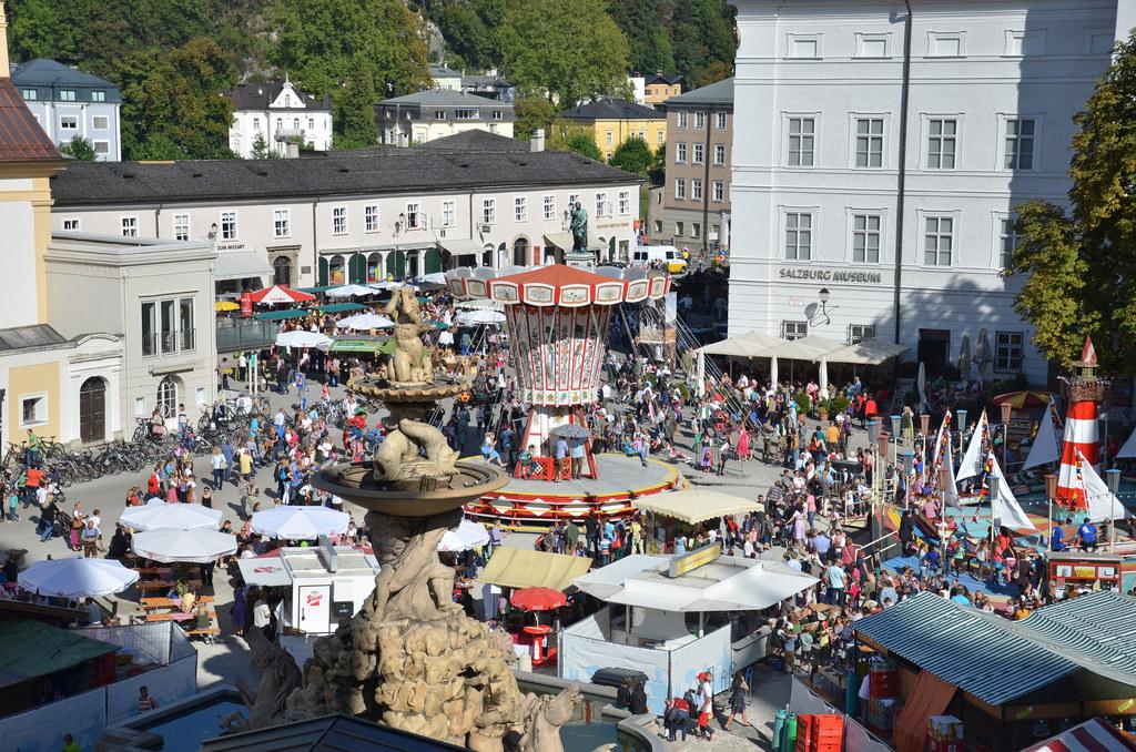 Der Rupertikirtag findet heuer von 20. bis 24. September statt.