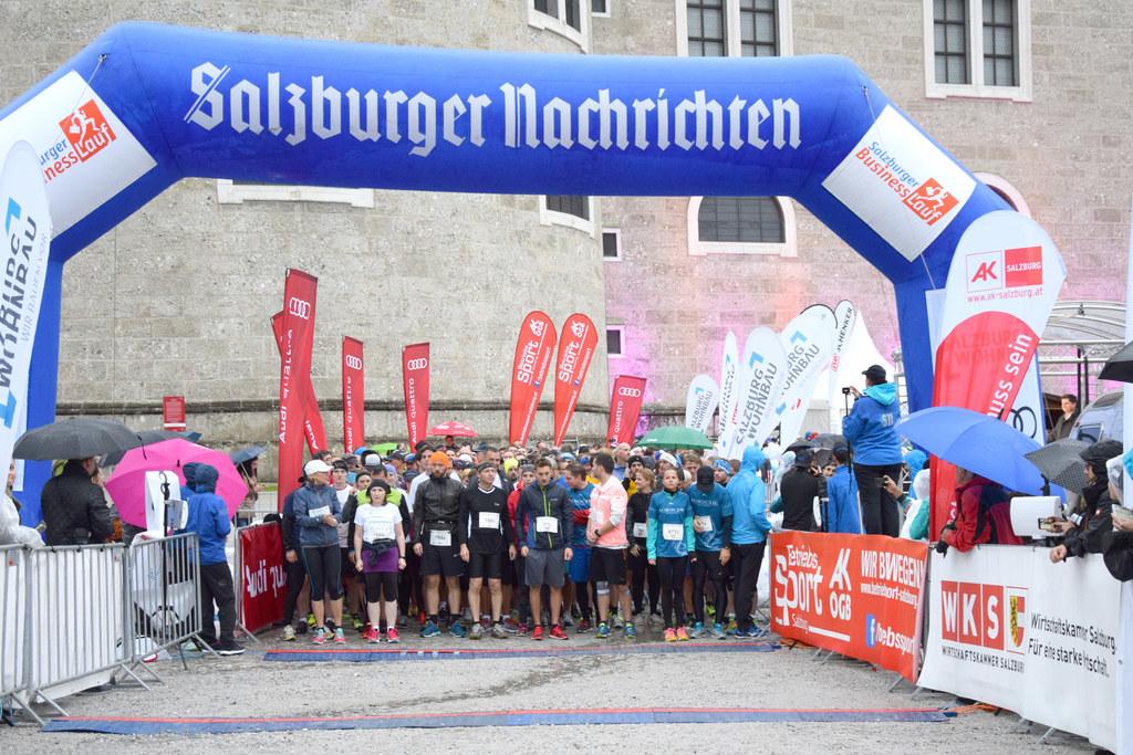 Das Land Salzburg gewann heuer erstmals den Preis für die meisten Teams eines Un..