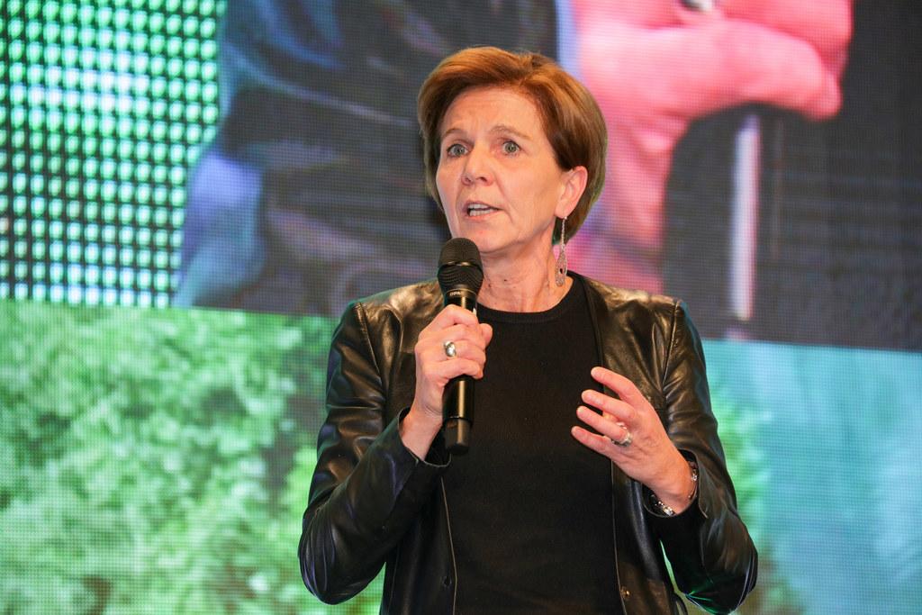 Landtagspräsidentin Brigitta Pallauf