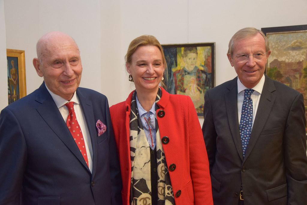 Heinz Böhme (Kunstsammler), Alexandra Sigi (Museum der verlorenen Generationen) ..