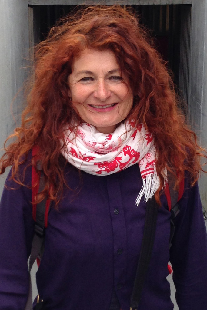 Editta Braun erhält Großen Kunstpreis des Landes.