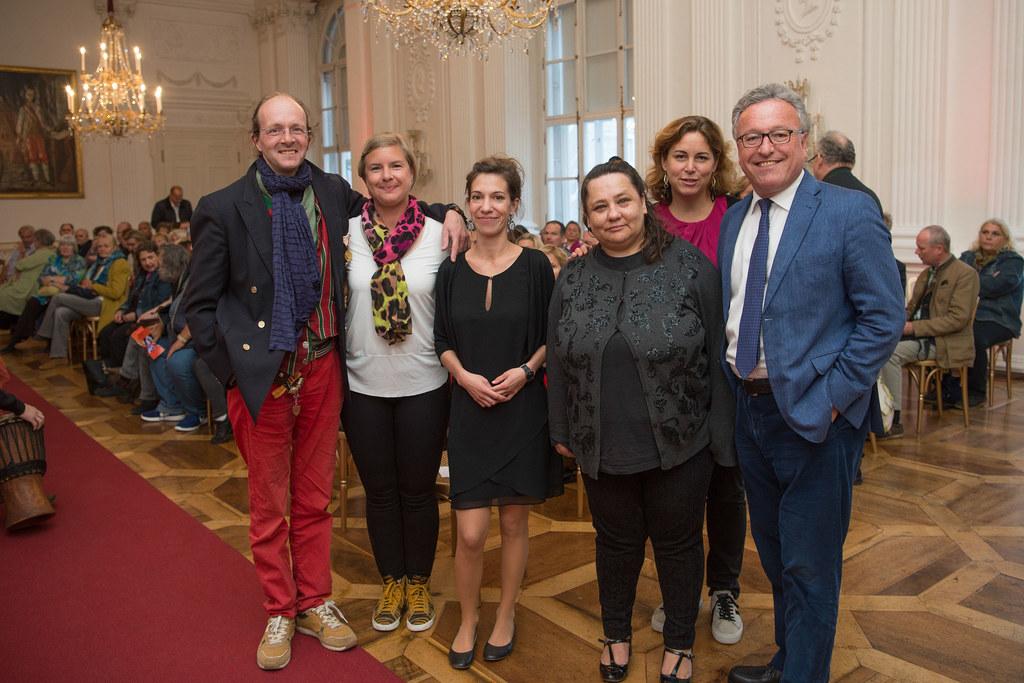 Sebastian Wieser, Monika Fermin,  Clara Widerin, Beate Chizzola, Elisabeth Ressm..