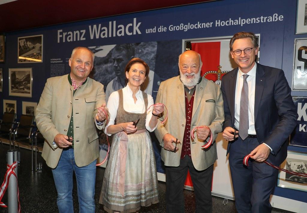 Christian Wörister (Geschäftsführer Ferienregion Nationalpark Hohe Tauern), Land..
