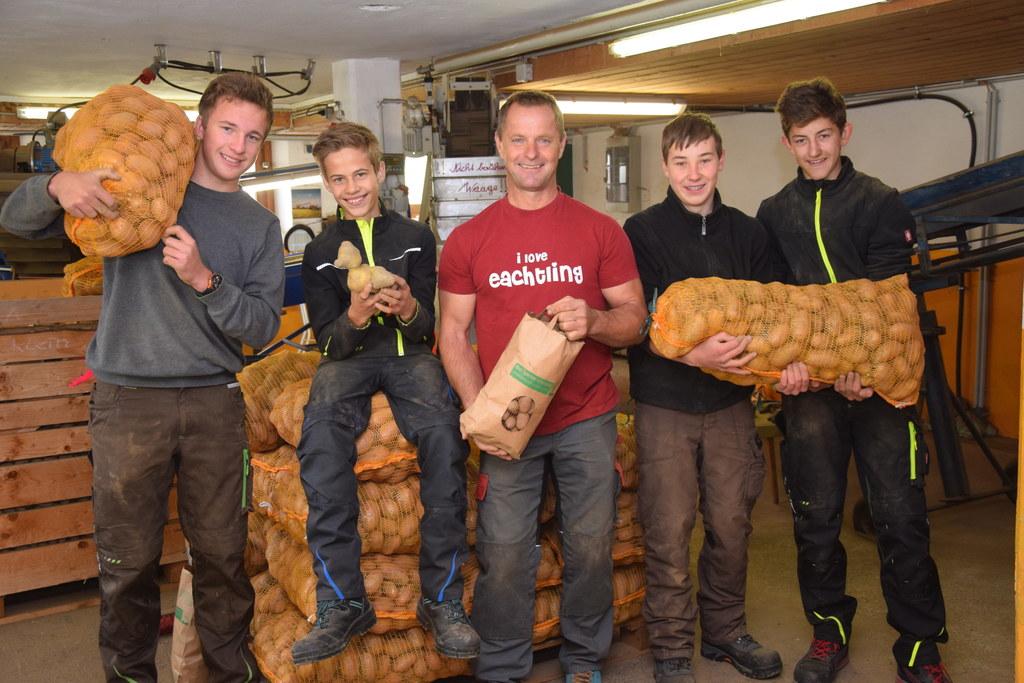 Tag der offenen Tür in der Landwirtschaftlichen Fachschule Tamsweg