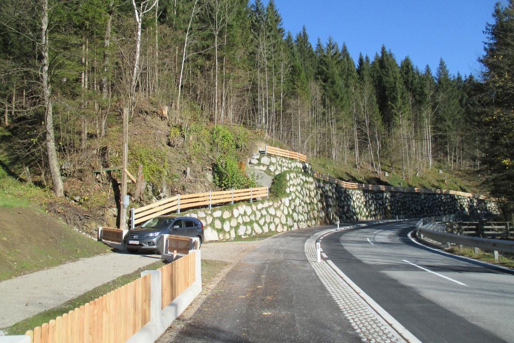 Radwegverbindung zwischen Lungötz und Annaberg fertiggestellt.