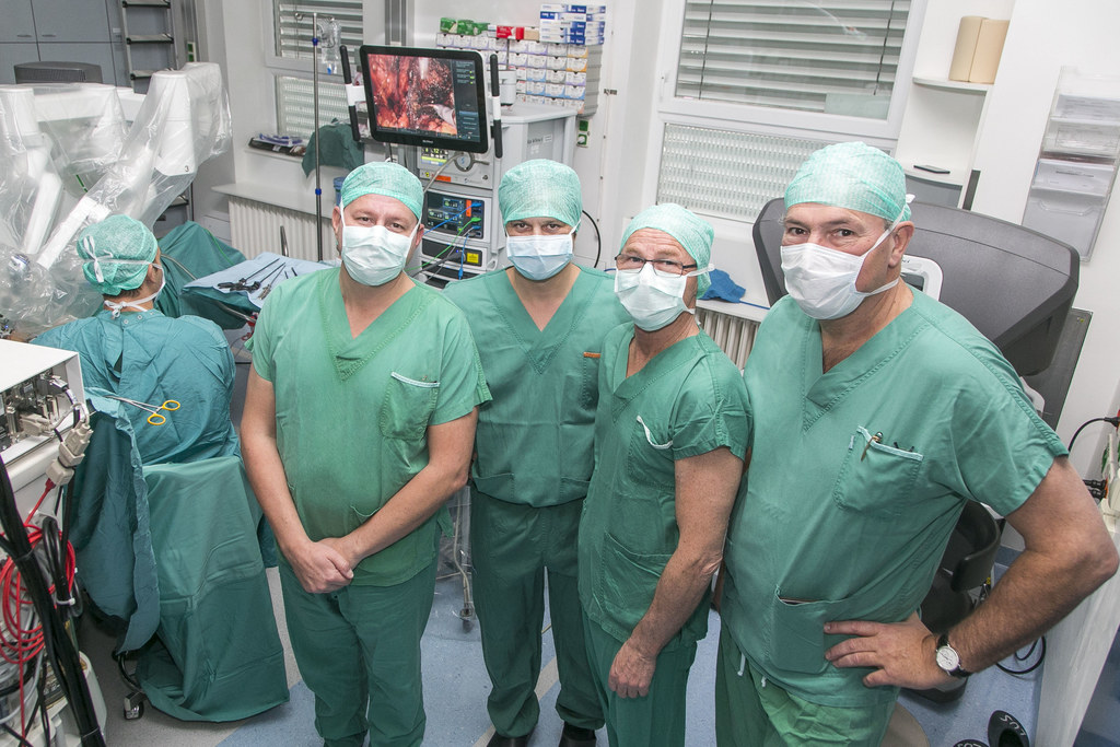 Univ.-Prof. Dr. Lukas Lusuardi, Vorstand der Universitätsklinik für Urologie, Un..