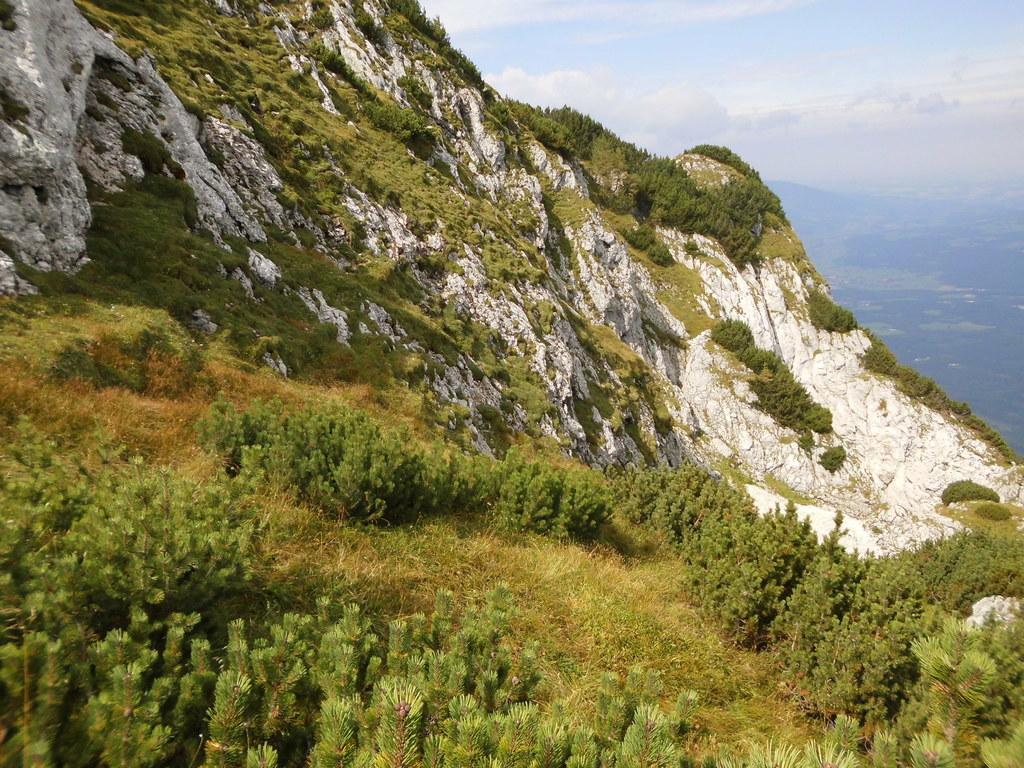 Beeindruckende Landschaft und sensibler Naturraum im Landschaftsschutzgebiet Unt..