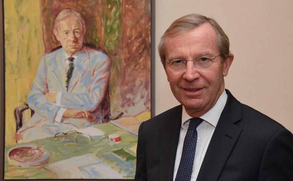 In der Reihe der Salzburger Landeshauptmänner taucht der Name Wilfried Haslauer ..