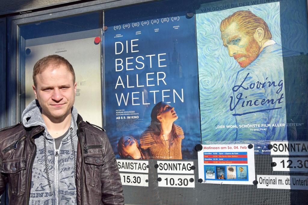 Vier Salzburger Filme wurden bei der Diagonale ausgezeichnet, darunter auch Adri..