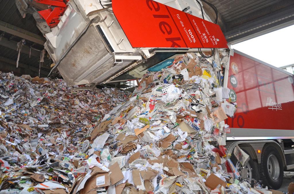 Abfall vermeiden ist angesagt. Seit Jahresbeginn gelten in Salzburg neue gesetzl..
