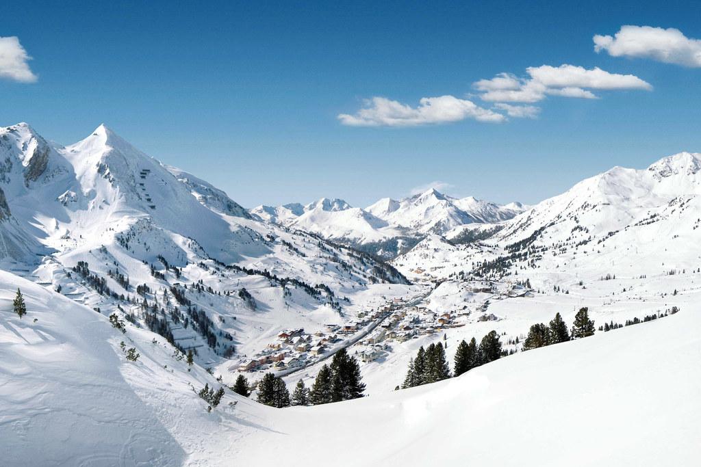 Auch Obertauern gehört zu Salzburgs Top-Reisezielen.