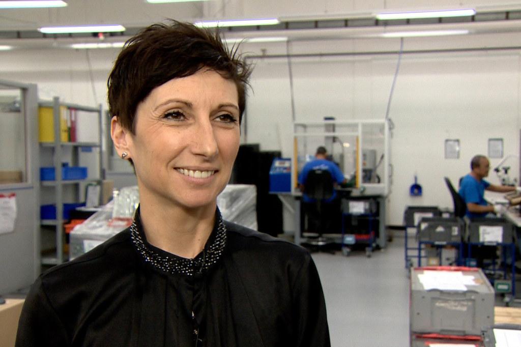 Die GWS ist bunt, vielfältig und umweltbewusst, so Astrid Lamprechter, Geschäfts..