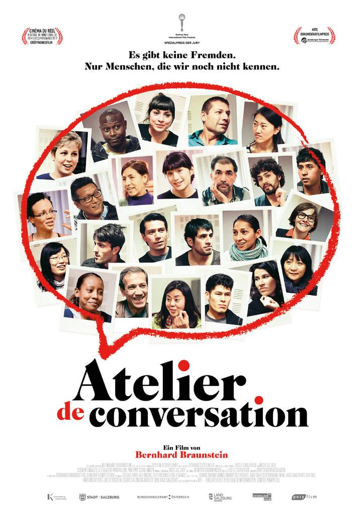 Filmplakat Atelier de Conversation.