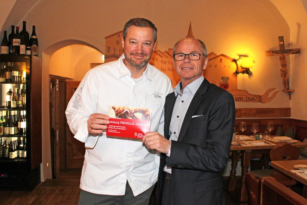 Die Döllerers Genusswelten in Golling sind der 150. Gastronomiebetrieb, der bei ..