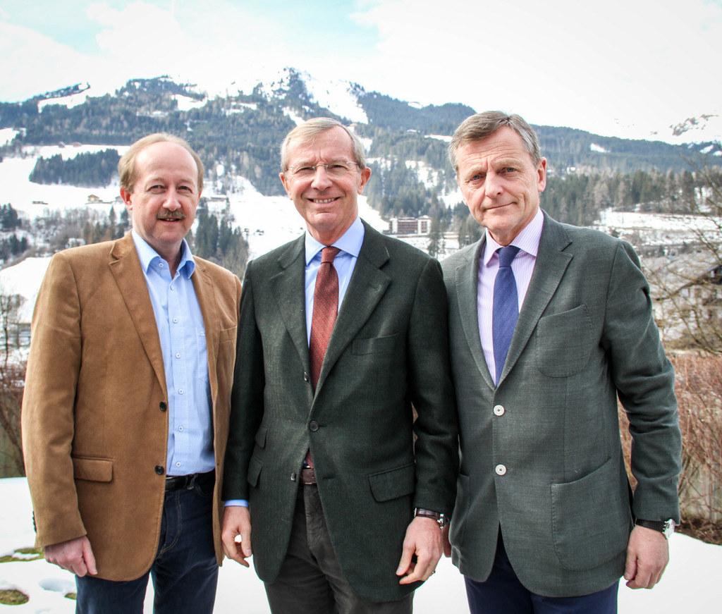 Tourismusoffensive und Impulsprogramm von Land Salzburg für das Gasteinertal, im..
