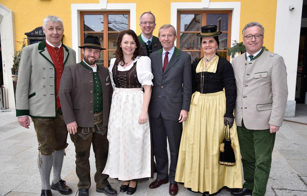 Landeshauptmann Wilfried Haslauer und Landesrat Heinrich Schellhorn beim 92. Lan..