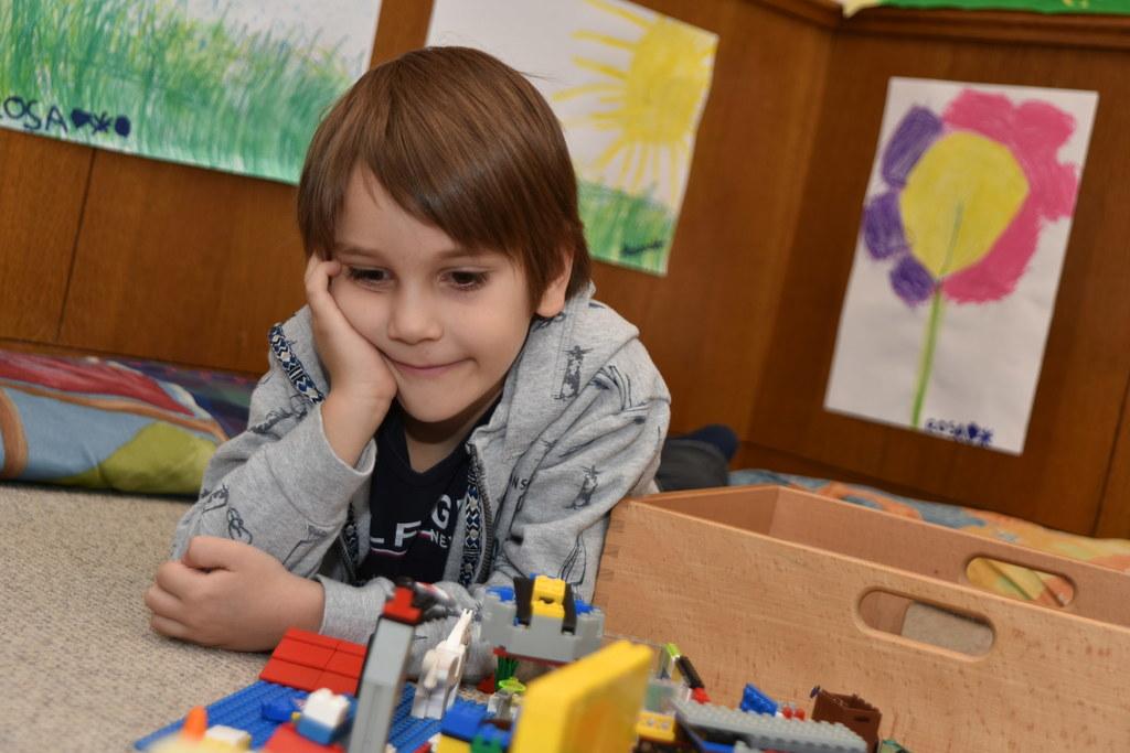 40 Prozent der Kindergartenkinder werden aktuell in einer Einrichtung betreut, der Rest zuhause.