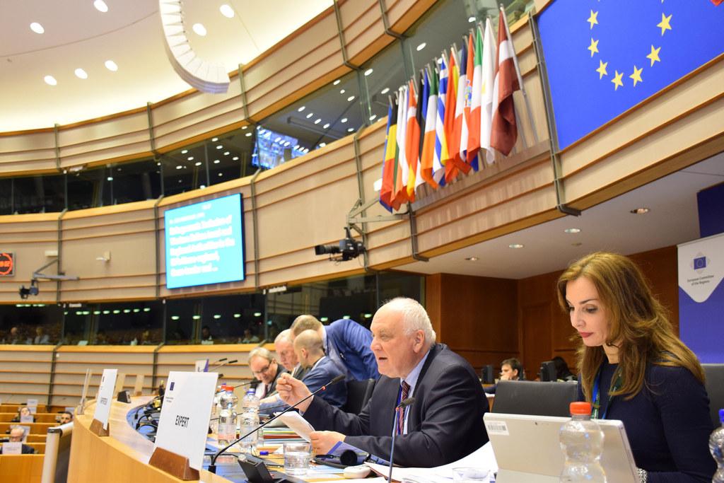 AdR-Debatte über Franz Schausbergers Stellungnahme zur Erweiterungsstrategie für..