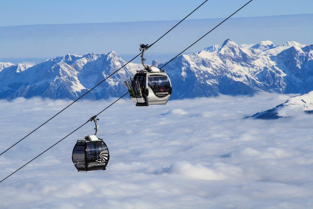 Rekord im Wintertourismus: Alle Bezirke verzeichneten ein deutliches Plus im Mär..