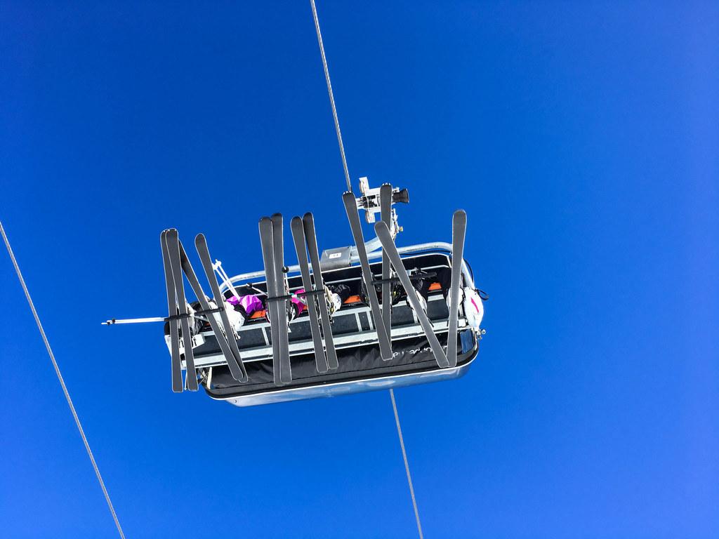 Für das Skigebiet Dachstein-West wurde ein Investitionspaket geschnürt, an dem s..