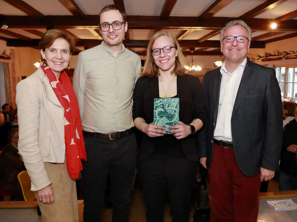 Verleihung Rauriser Literaturpreis 2018 im Gasthaus Grimming in Rauris, im Bild:..