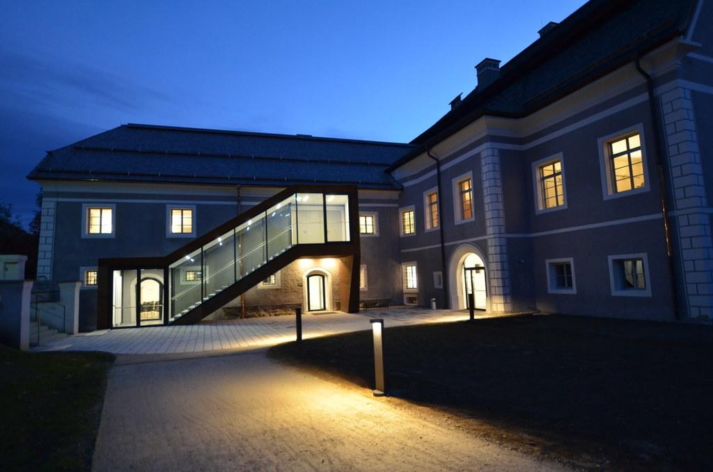 Barrierefrei und multifunktional: das Schloss Kuenburg in Tamsweg.