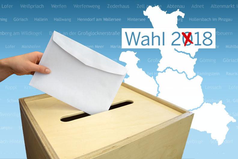 Mit Stand 18.00 Uhr lassen sich bei der Landtagswahl 2018 bereits erste Besonder..