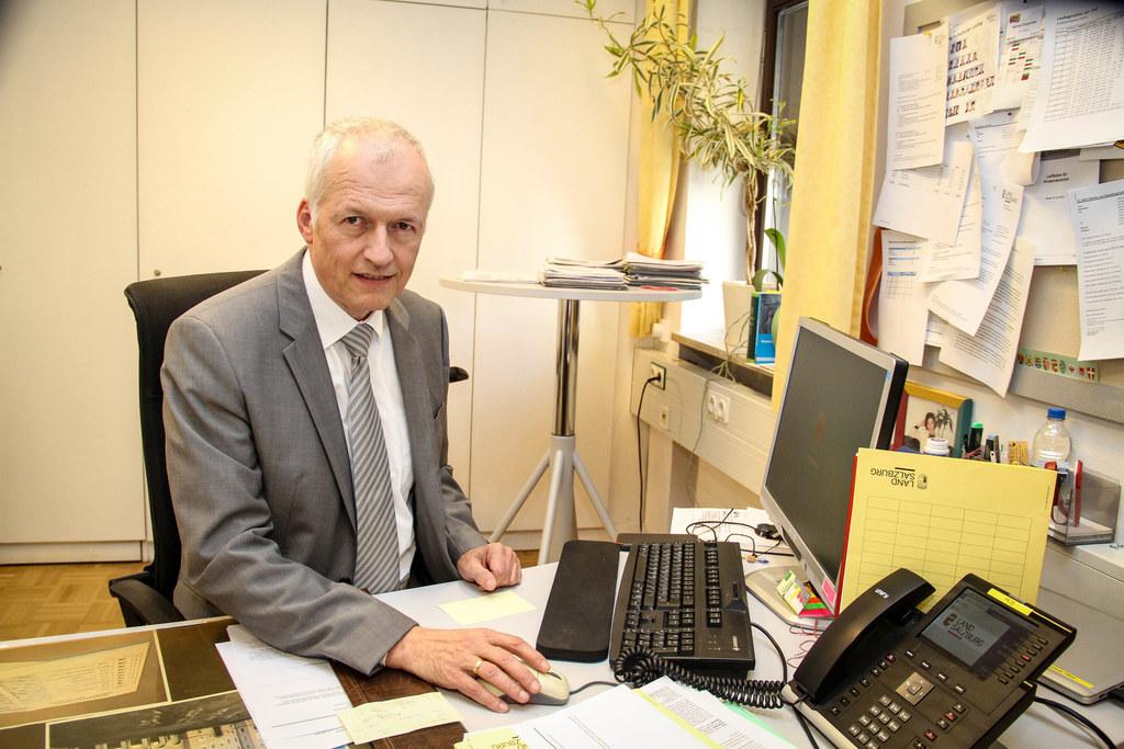 Landeswahlleiter Michael Bergmüller im großen Interview.