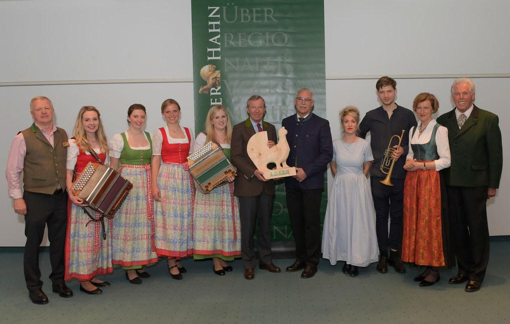 Verleihung des Volksmusikpreis
