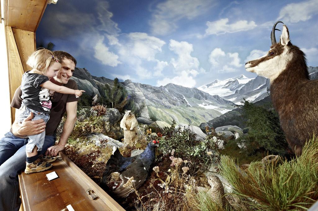 Das Museum Bramberg und 35 weitere Regionalmuseen können am Muttertag bei freiem..