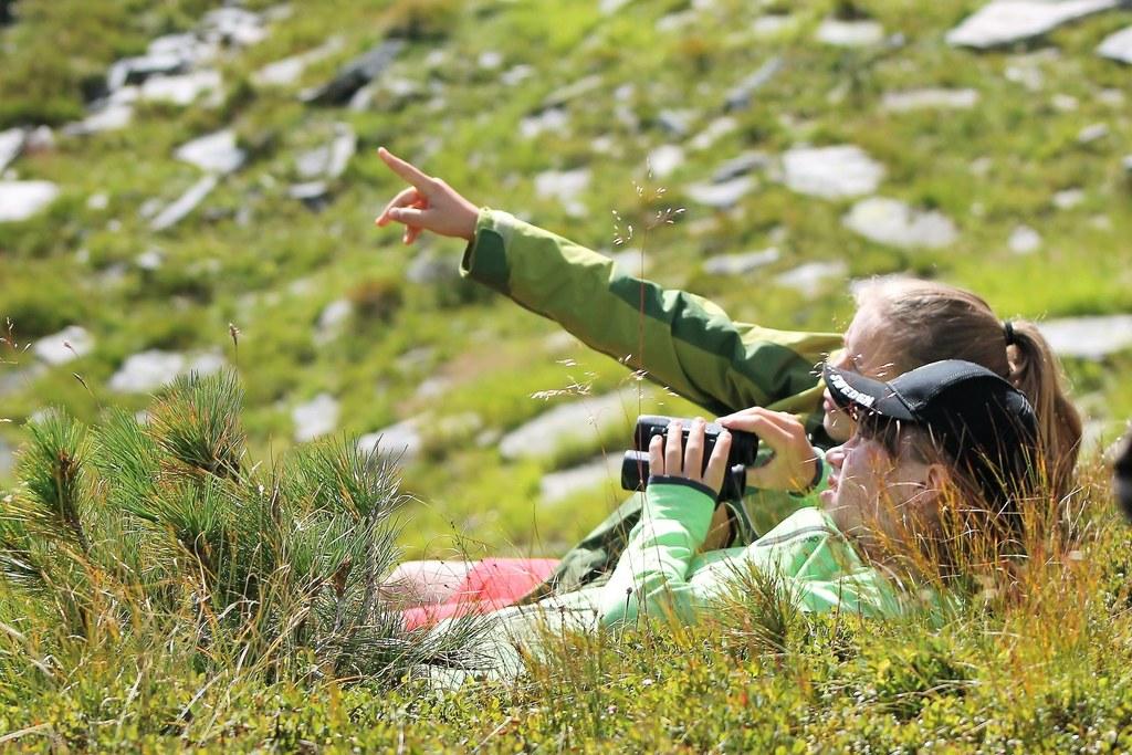 Jetzt noch rasch anmelden zu den Wildniscamps für Kinder im Nationalpark Hohe Ta..