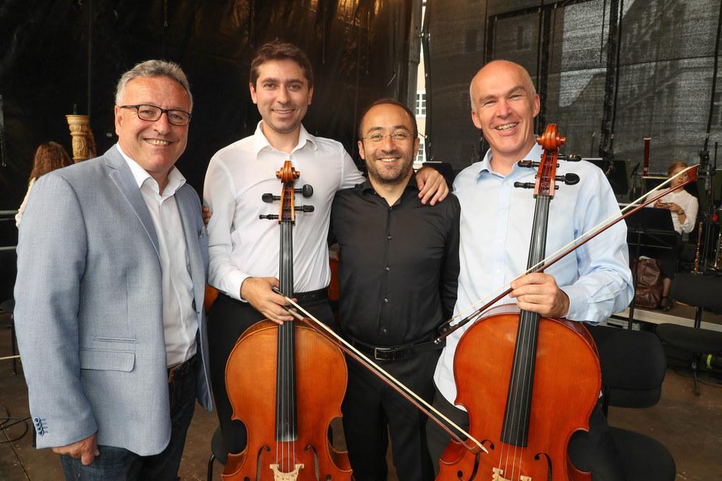 Mozarteumorchester spielt zu Gunsten der Österreichischen Diabetikervereinigung ..