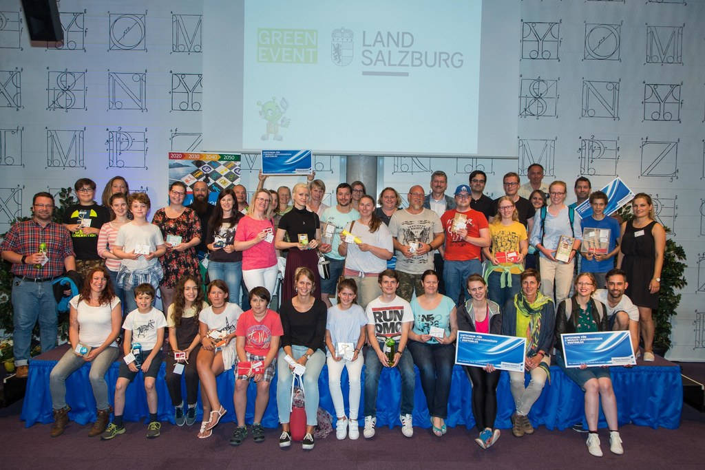Abschlussevent City Caching Salzburg 2018