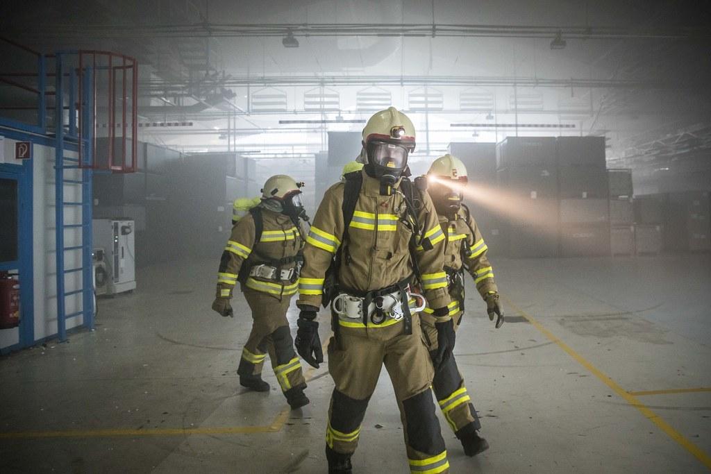 Katastrophenschutz-Übung in Radstadt läuft: Geprobt wird der Einsatz nach einer ..