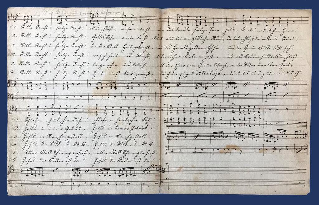 In der Ausstellung in Fügen ist auch die älteste erhaltene Abschrift von