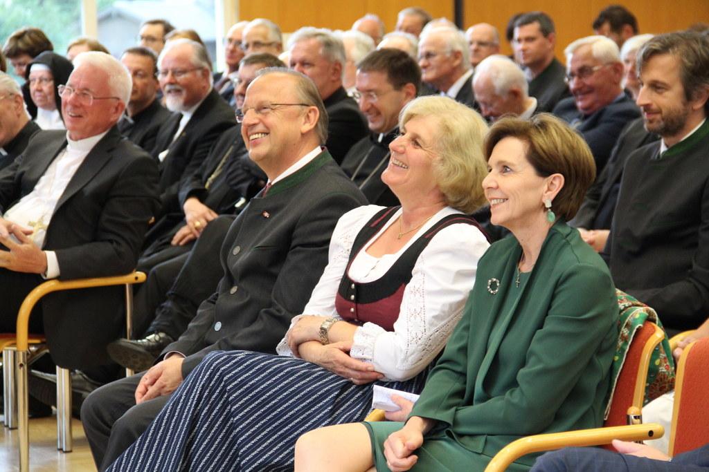 Verabschiedung Finanzkammerdirektor Josef Lidicky im Bildungshaus St. Virgil, im..