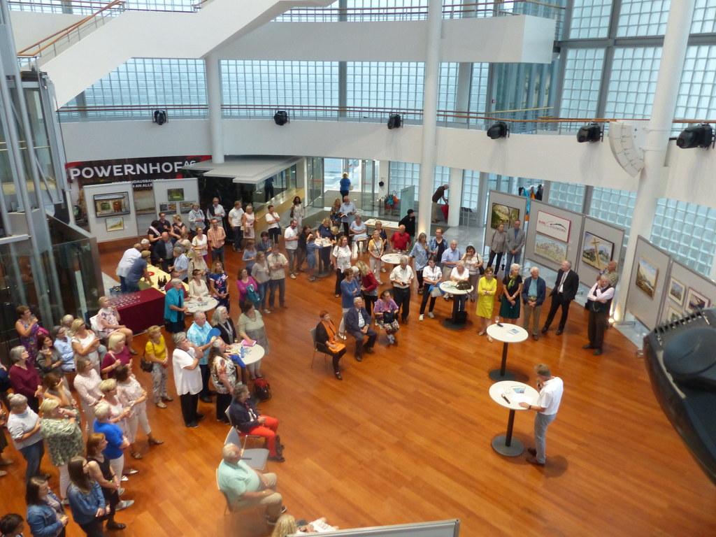Vernissage Ausstellung Blickwinkel Salzburg