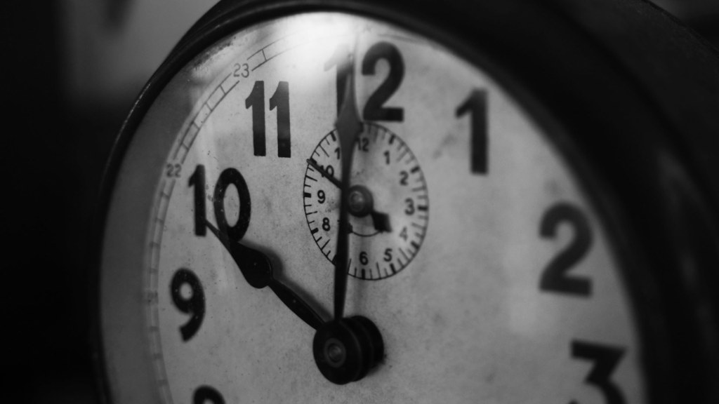 Nach dem Ersten Weltkrieg tickten die Uhren in Salzburg kurzzeitig anders.