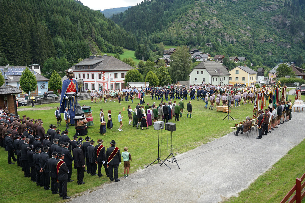Fest der Landjugend Ramingstein, Lungau