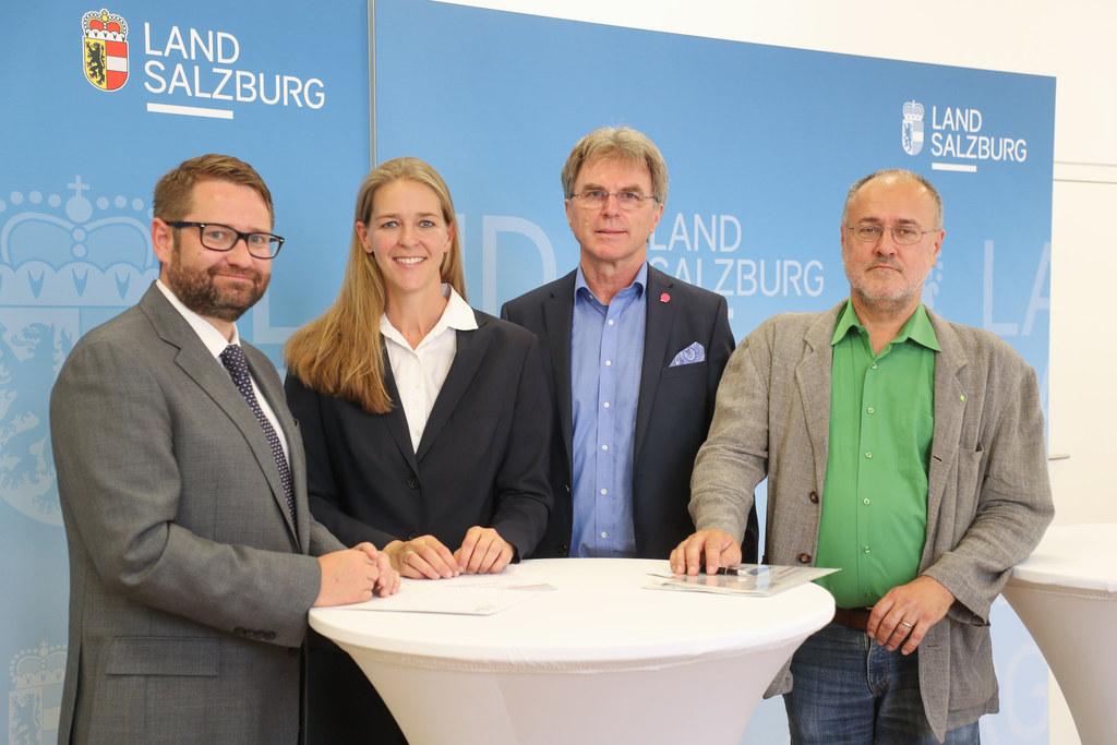 Pressegespräch zur Wohnbauförderung, im Bild: Landtagsabgeordneter Wolfgang Maye..