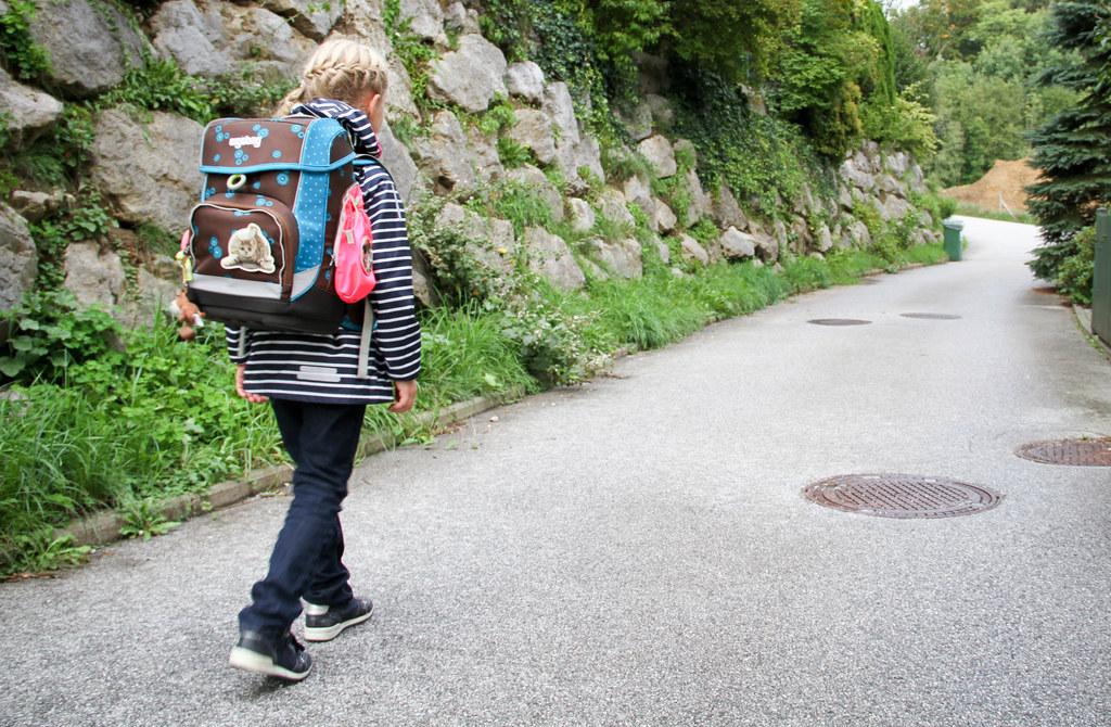 Damit die Schulwege möglichst kurz bleiben, ist es wichtig, dass es in jeder Gem..