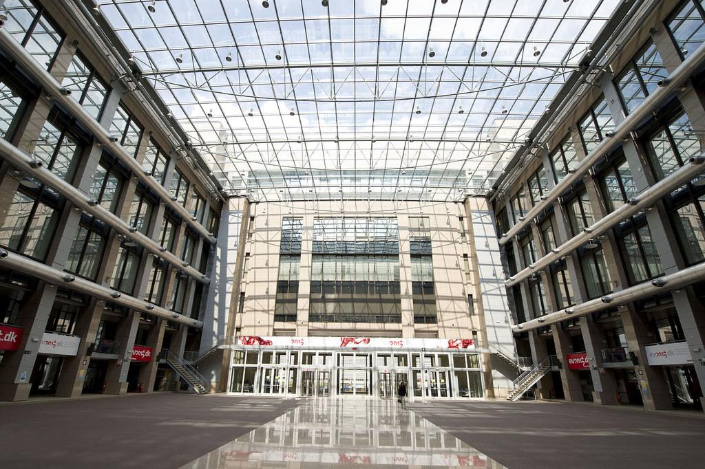 Meistens Brüssel (hier das Ratsgebäude), diesmal Salzburg. Beim EU-Gipfel werden..