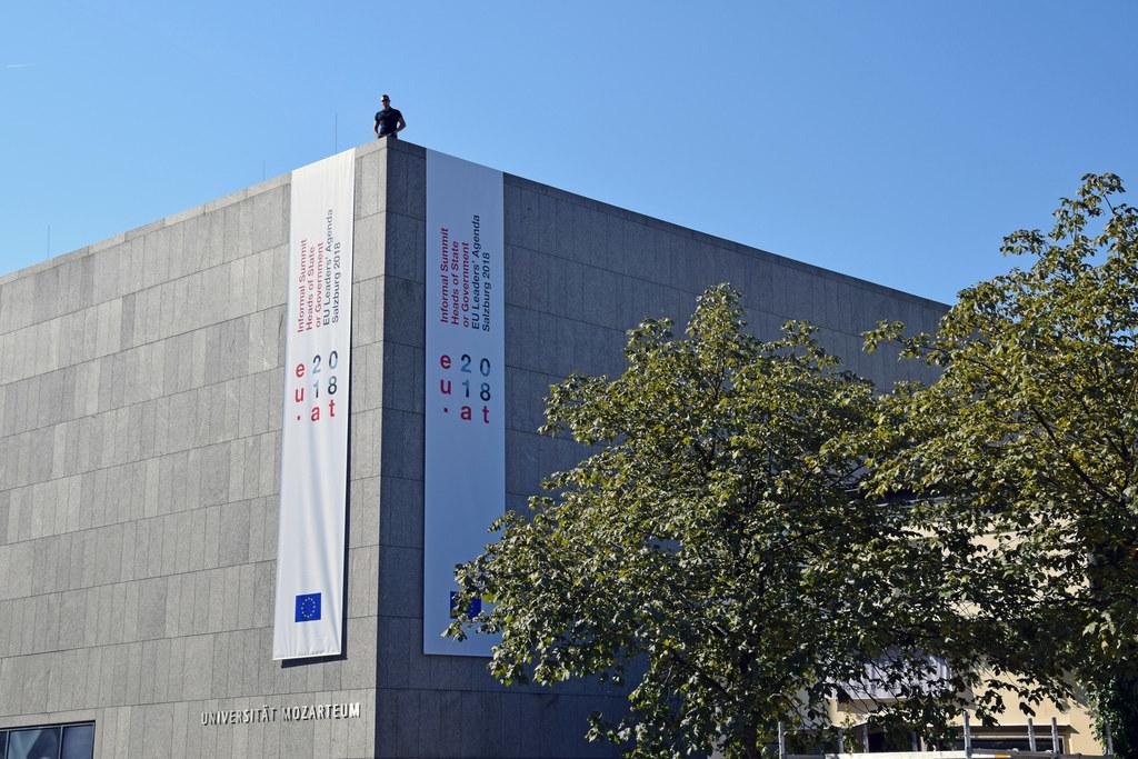 Countdown für den EU-Gipfel: Die letzen Vorbereitungen laufen auf Hochtouren.