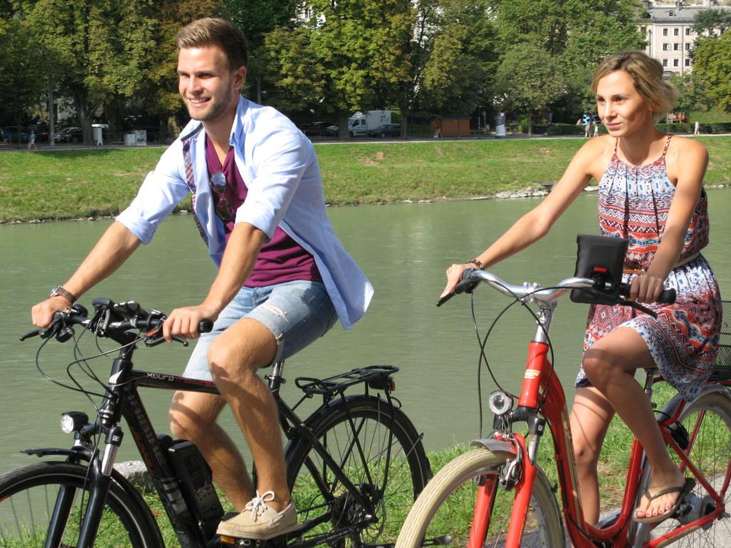 Der EU-Radgipfel findet dieses Jahr in Salzburg statt.