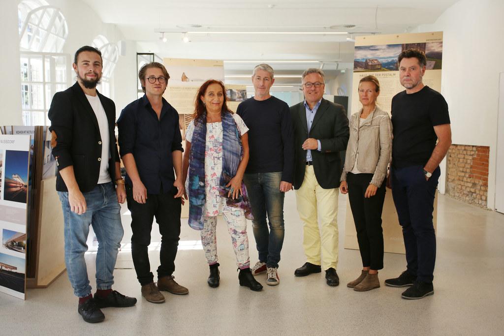 Die Boulderbar in Salzburg-Schallmoos erhält den Architekturpreis 2018, im Bild:..