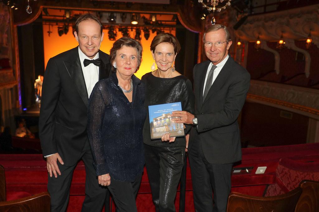 Jubiläumsgala 125 Jahre Landestheater Salzburg: Intendant Carl Philip von Maldeg..